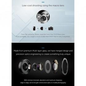 APEXEL Super Macro Lens Smartphone 40-70mm - APL-PR50 - Black - 7