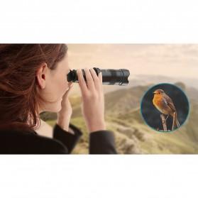 APEXEL Lensa Telephoto Lens Kit 20x-40x + SwitchPod Mini Tripod  - APL-JS2040XJJ04 - Black - 5