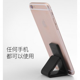 Xuanyue Holder Stand Smartphone Nano Adhesive Sticky Rubber Pad 2 PCS - Transparent - 2