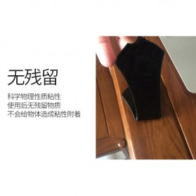 Xuanyue Holder Stand Smartphone Nano Adhesive Sticky Rubber Pad 2 PCS - Transparent - 9