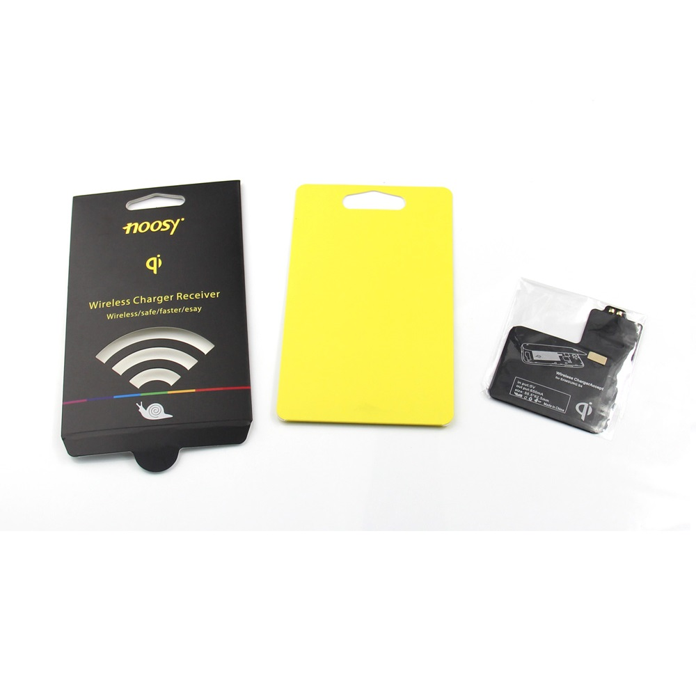 Notebook samsung galaxy s3 - Noosy Wireless Charger Receiver For Samsung Galaxy S3 Gt I9300 Ns02