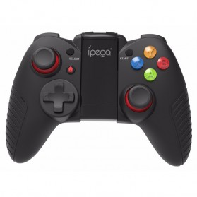 Ipega Dark Knight Wireless Bluetooth Gamepad for Android and iOS - PG-9067 - Black - 4