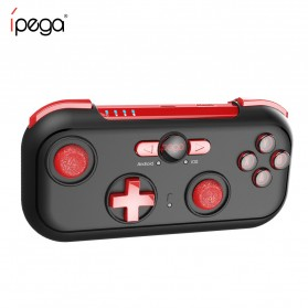 Ipega Bluetooth Gamepad for Nintendo Switch Smartphone PC - PG-9085 - Black