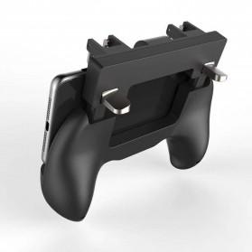 Ipega Gamepad Grip Tombol Trigger Aim Touchpad L1 R1 PUBG Fortnite - PG-9117 - Black - 3