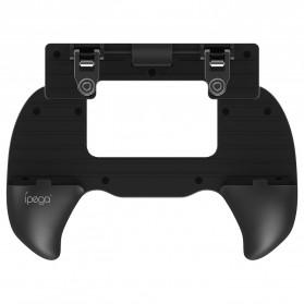 Ipega Gamepad Grip Tombol Trigger Aim Touchpad L1 R1 PUBG Fortnite - PG-9117 - Black - 7