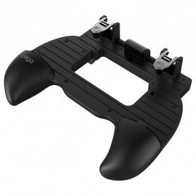 Ipega Gamepad Grip Tombol Trigger Aim Touchpad L1 R1 PUBG Fortnite - PG-9117 - Black - 8