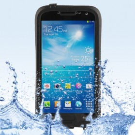 Ipega Waterproof Case for Samsung Galaxy S4 (GT-i9500) - PG-SI019 - Black