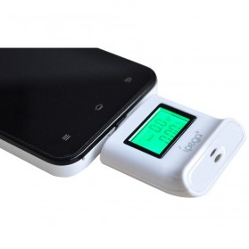 Ipega Alcohol Tester for Smartphone - PG-Si017 - White - 4