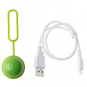 Tomsis Ipega Bluetooth Remote Control Self Timer for Smartphone - PG-9027 - Green - 4