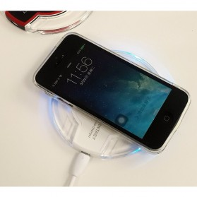 Fantasy Wireless Qi Charger for Android / iOS - SW3001 - White - 5