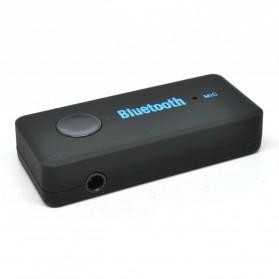 TenYua Universal Wireless Stereo Audio Receiver 3.5mm Bluetooth 4.1 - KN311 - Black - 2