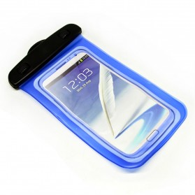 Waterproof Bag Bubble for Smartphone - ABS172-105 - Pacific Blue