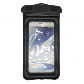 Waterproof Bag Bubble for Smartphone - ABS172-105 - Black