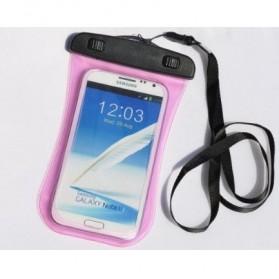 Waterproof Bag for Smartphone - ABS170-105 - Baby Pink