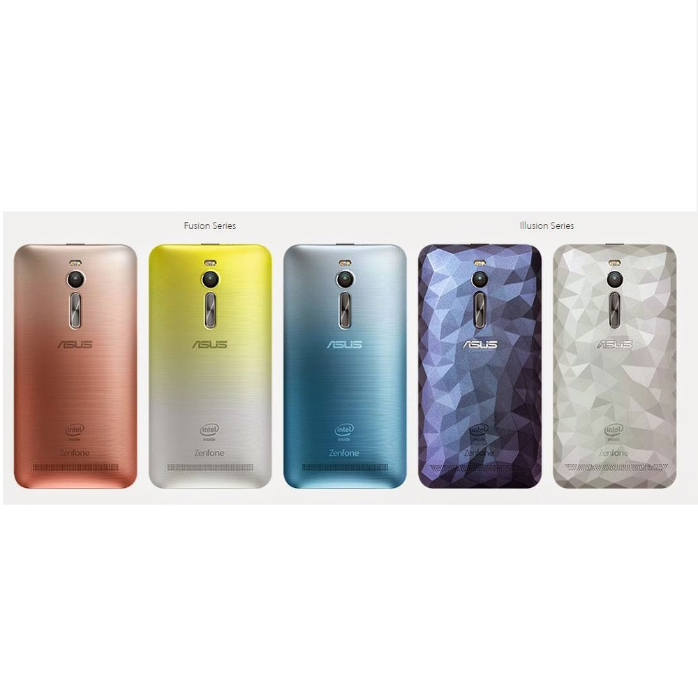Asus Zen Case 3D Plastic Battery Back Cover For Zenfone 2