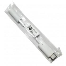 Google USB Type-C to 3.5mm Audio Jack Converter - FLK (ORIGINAL) - White - 3