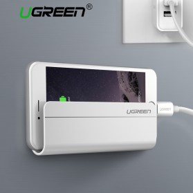 UGreen Smartphone Wall Stand Holder - LP108 - White