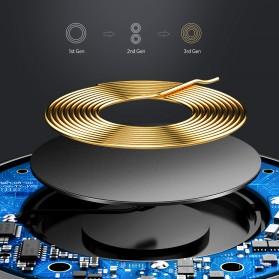 UGREEN Qi Wireless Charging Dock 10W - CD176 - Black - 6