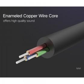UGREEN Kabel Audio AUX 3.5mm Male to Female 1 Meter - AV118 - Black - 9