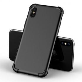 Smartphone Casing, Case, Hardcase, Softcase - UGREEN Shock-proof TPU Case for iPhone X - Black