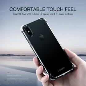 UGREEN Shock-proof TPU Case for iPhone X - Black - 4