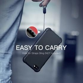 UGREEN Shock-proof TPU Case for iPhone X - Black - 6