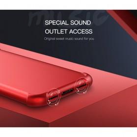 UGREEN Shock-proof TPU Case for iPhone X - Black - 8