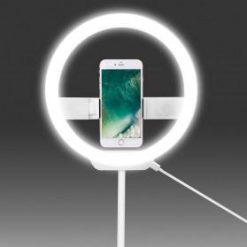 YONGNUO Smartphone Selfie Ring Light 128 LED - YN128 - White - 2
