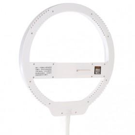 YONGNUO Smartphone Selfie Ring Light 128 LED - YN128 - White - 6
