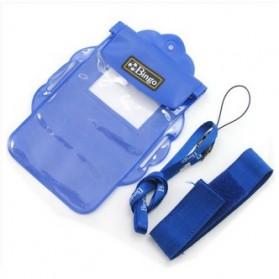 Bingo Waterproof Bag for Smartphone 4.0 Inch - WP06-2/WP06-3 - Blue - 4