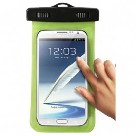 Bingo Waterproof Bag for Smartphone 5.5 Inch - WP06120 - WP06124 - Green