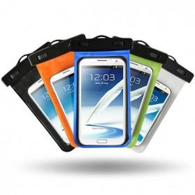 Bingo Waterproof Bag for Smartphone 5.5 Inch - WP06120 - WP06124 - Green - 2