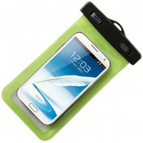 Bingo Waterproof Bag for Smartphone 5.5 Inch - WP06125 - WP06129 - Green