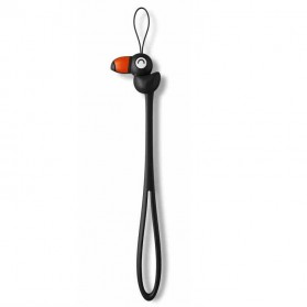 Xiaomi Silicone Straps Woodpecker for Smartphone (OEM) - Black