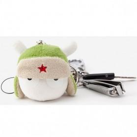 Xiaomi Mi Bunny Head Keychain - White