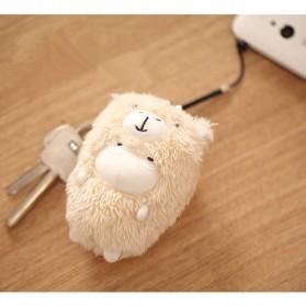 Xiaomi Mi Bunny Alpaca Keychain - White