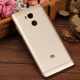 Case Baterai Belakang Xiaomi Redmi 4 Pro (ORIGINAL) - Golden