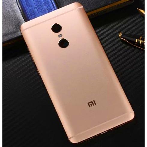 ... Case Baterai Belakang Xiaomi Redmi Note 4 Pro Mediatek (ORIGINAL) - Golden - 1 ...