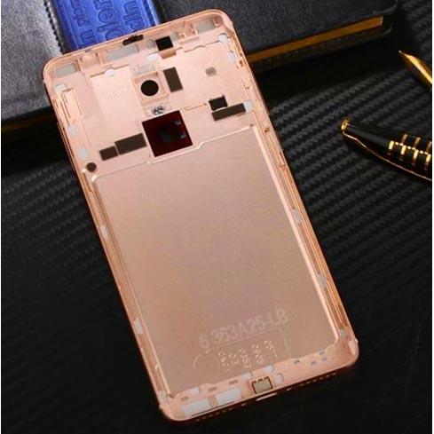... Case Baterai Belakang Xiaomi Redmi Note 4 Pro Mediatek (ORIGINAL) - Golden - 2 ...