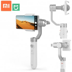 Xiaomi Mijia Gimbal 3-Axis Video Stabilizer Handheld for Smartphone - White