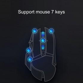 Xiaomi Feizhi Flydigi Q1 Bluetooth Adapter Teclado Converter Mouse and Keyboard - Gray - 7