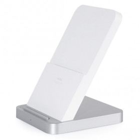Xiaomi Mi Qi Wireless Charger Stand Holder 30W with Cooling Fan - MDY-11-EG - White