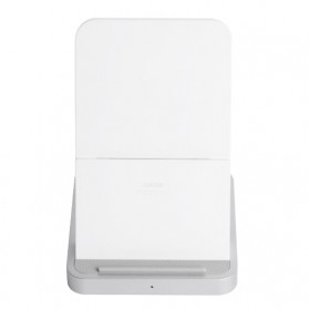 Xiaomi Mi Qi Wireless Charger Stand Holder 30W with Cooling Fan - White - 3