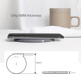 Xiaomi Mijia VH Qi Wireless Charging 10W with Gelas Electric Cup Heating Mat - Black - 8