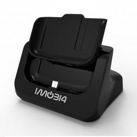 IMobi4 Desktop Charging Dock for Samsung Galaxy S5 - Black - 3