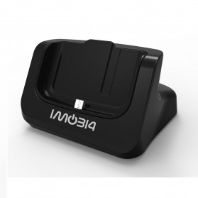 IMobi4 Desktop Charging Dock for Samsung Galaxy S5 - Black - 4