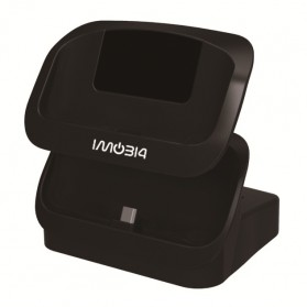 IMobi4 Desktop Charging Dock for Samsung Galaxy Note 4 - Black - 3