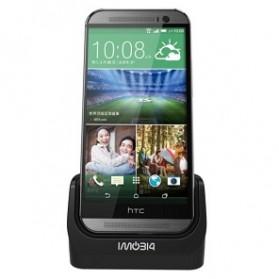 IMobi4 Desktop Charging Dock for HTC One M8 - Black