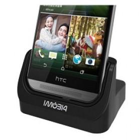 IMobi4 Desktop Charging Dock for HTC One M8 - Black - 2