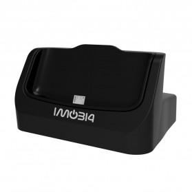 IMobi4 Desktop Charging Dock for Google Nexus 5 - Black - 3